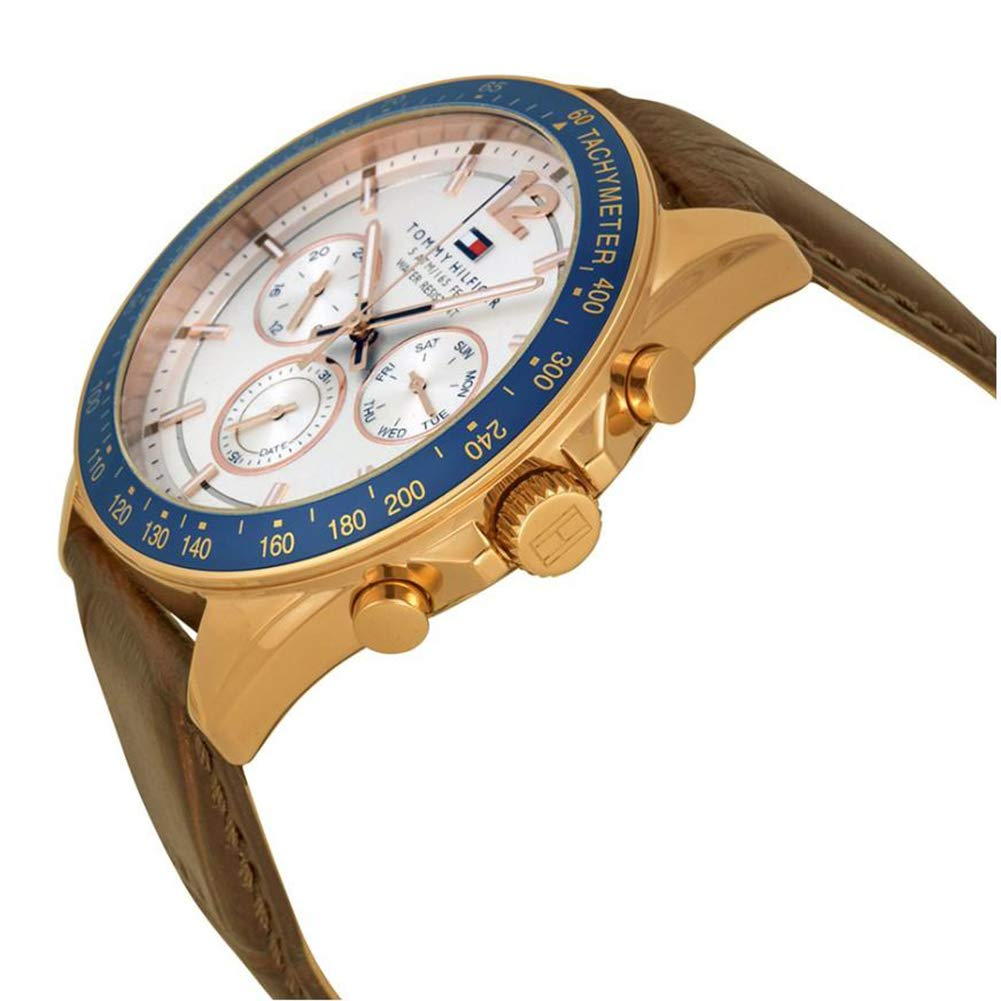 4fc39bf1 Amazon.com: Tommy Hilfiger Luke 1791118 Mens Wristwatch very sporty: Watches