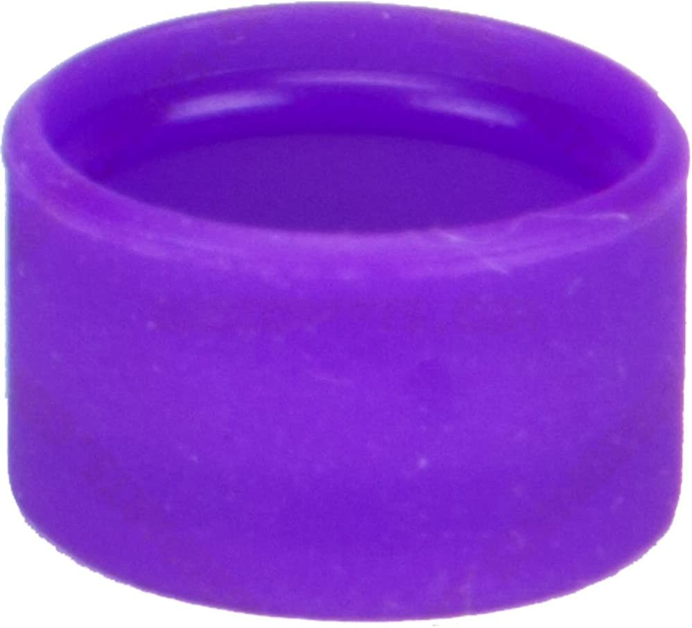 Motorola 32012144005 Antenna ID Bands - Purple (Pack of 10) For use with MOTOTRBO SL300, XPR3300, XPR3500, XPR7350, XPR7550