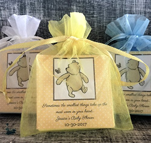 - 10 Winnie the Pooh Soap Favors