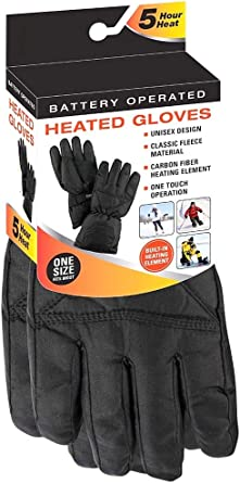 Mens Gloves Heat Machine Thermal Winter Gloves