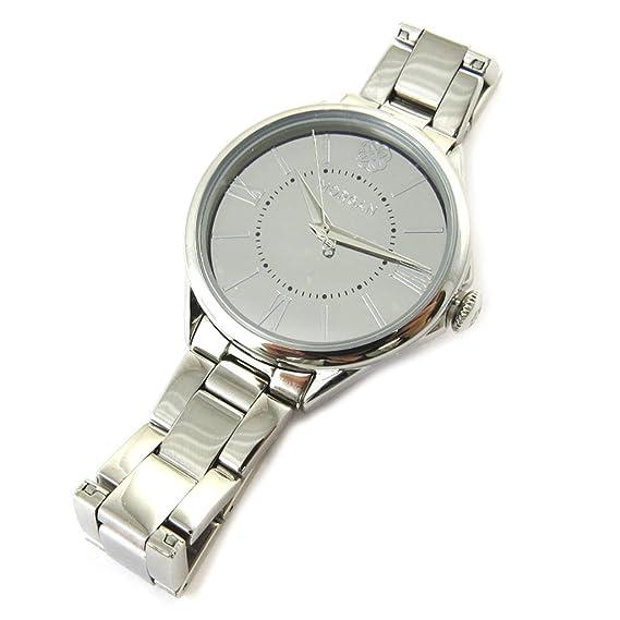 check out bf7e2 01f7a Morgan [N6251] - Orologio di design 'Morgan' argento ...