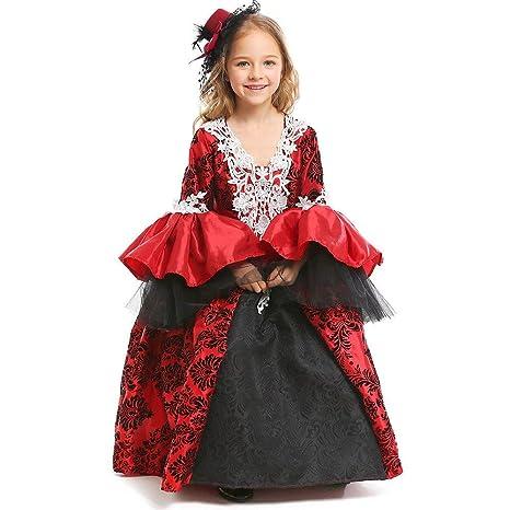 Disfraz de Disfraces de Halloween Niñas de Halloween Traje ...
