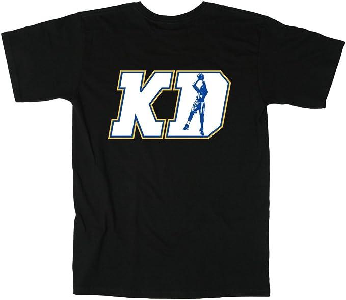 KD T Shirt Amazon.com : Black KD DURANT Golden State