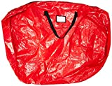 Elf Stor Deluxe Red Holiday Christmas Tree Storage Bag Large (52'' x 30'' x 30'') For 9 Foot Artificial Tree