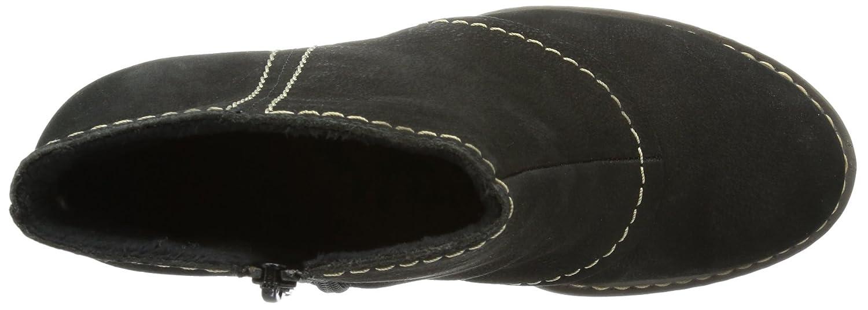 Rieker (Schwarz Damen Z1580 Stiefel & Stiefeletten Schwarz (Schwarz Rieker 00) 989ac5