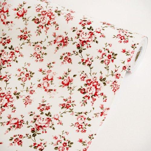 Rain Blossom (Blossom Rain - Self-Adhesive Wallpaper Home)