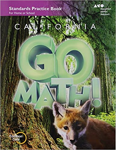 Math Worksheets houghton mifflin math worksheets grade 5 : Houghton Mifflin Harcourt Go Math! California: Practice Workbook ...