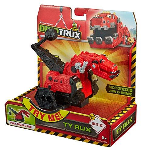 61kZ1rqNriL - Mattel Dinotrux Ty Rux Vehicle