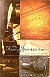 What Henry James Knew & Other Essays on Writers