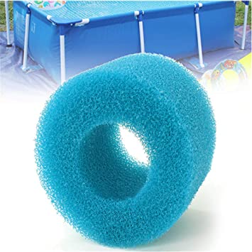 S1 Type For Intex Pure Spa 2X Washable And Reusable Foam Hot Tub Cartridge