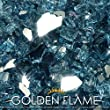 Golden Flame Glass Parent