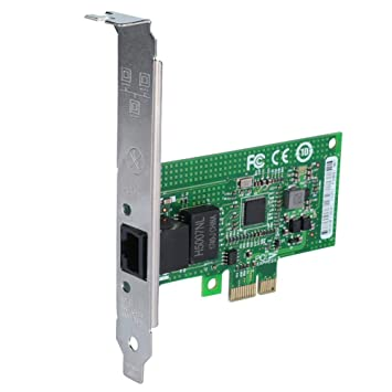 Tosuny para Intel I210AT Tarjeta de Red Gigabit PCI-E RJ45 ...