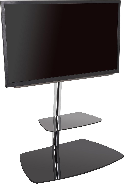 AVF 39075 Iseo Cantilever - Soporte para televisores (hasta 70 TV), Color Negro y Plateado: Amazon.es: Electrónica
