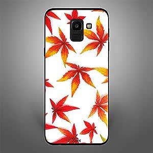 Samsung Galaxy J6 Dried Leaves