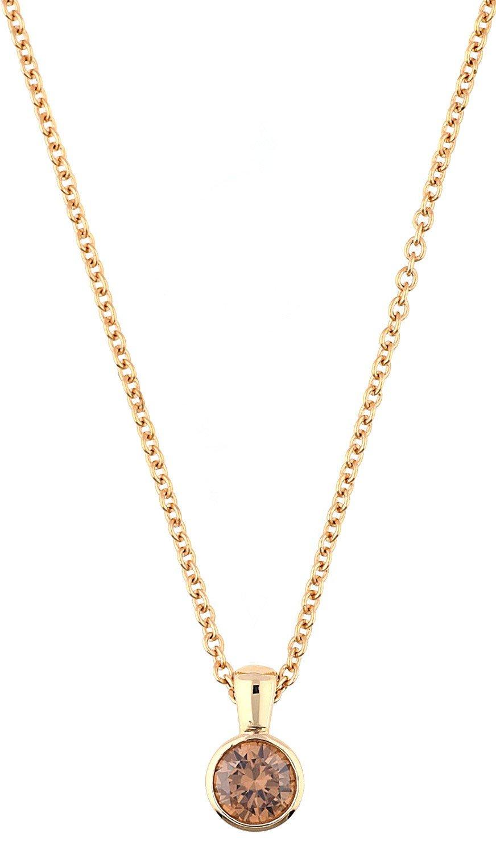 Joop! Jewelry Meryl JPNL90701C420 womans necklace With Zircons