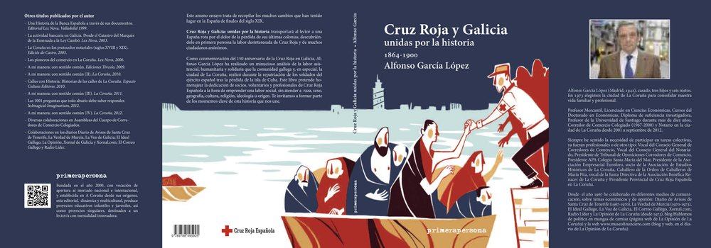 Cruz Roja y Galicia: Unidas por la historia (1864-1900) (Spanish Edition): Alfonso García López, Beatriz Lostalé: 9788495923349: Amazon.com: Books