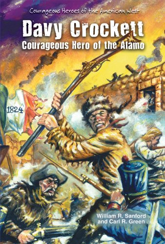Davy Crockett Saves the World