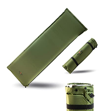 RSonic - Colchoneta Aislante autohinchable térmica, 220 x 80 cm ...