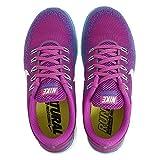 Nike Free Run Distance Womens Hyper Volt/Purple/Blue Running Sneakers review