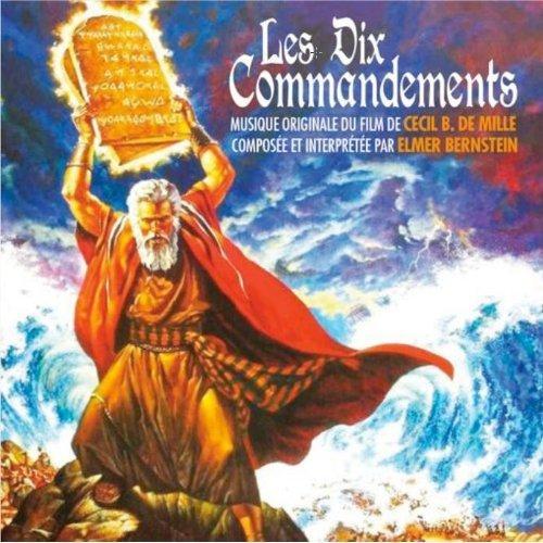 CD : Elmer Bernstein - Les Dix Commandements (the Ten Commandments (original Soundtrack) (France - Import)