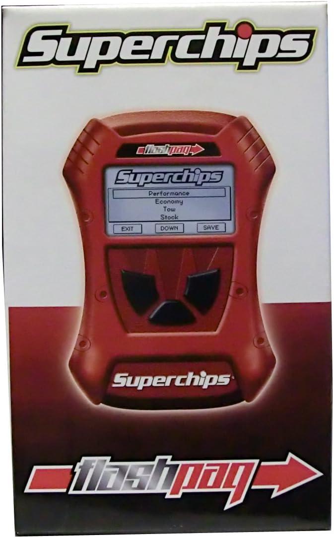 Superchips 1825 Flashpaq 2005-2007 Ford Mustang V8
