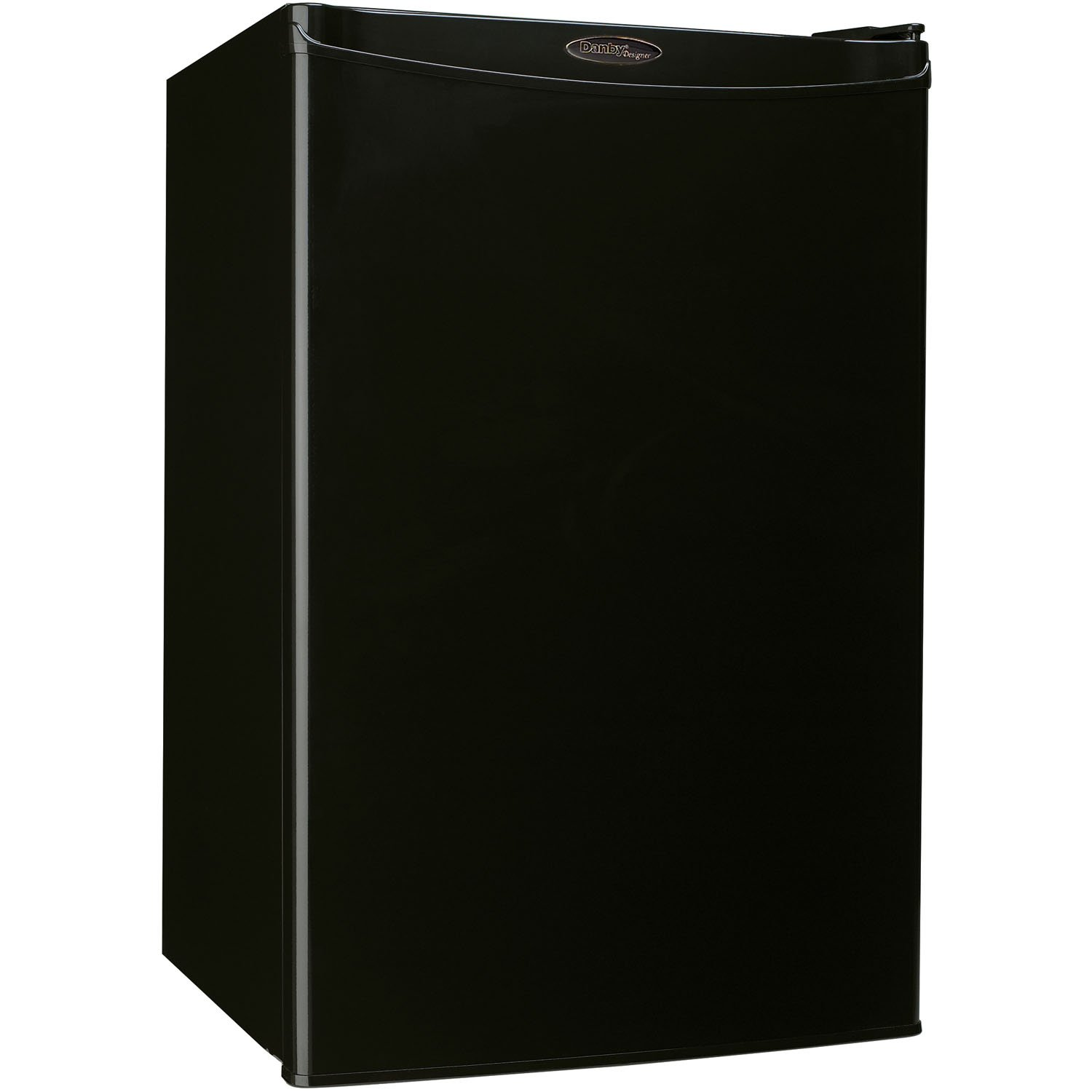Danby Designer DCR044A2BDD Compact Refrigerator, 4.4-Cubic Feet, Black by Danby