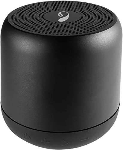 inOpera X1 Wireless Bluetooth Speaker, Outdoor Portable Stereo Speaker with HD Audio and Enhanced Bass, Built-in Mic IPX6 Waterproof, Bluetooth 4.2 Handsfree Calling, TF Card Slot Black