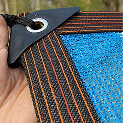 Rechthoekige Zon Sail Sunscreen Canopy 80% UV-proof Shade Verrekening met ogen Water luchtdoorlatend for Patio Garden Backyard Outdoor facilitaire activiteiten (Size : 2m*5m)