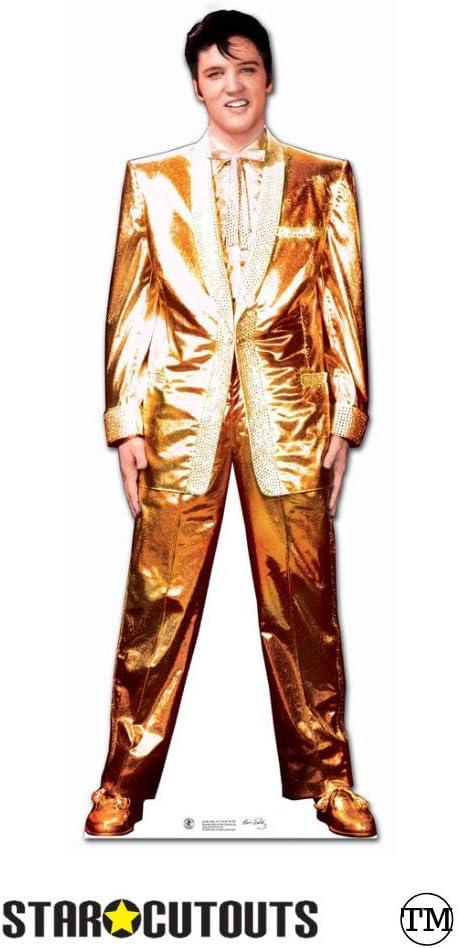 Partyfest - Disfraz de Elvis, talla 180 cm (SC318): Amazon.es ...