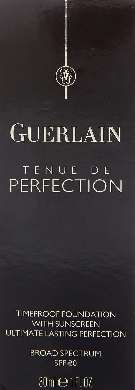 Guerlian Tenue de Perfection Foundation SPF 20– 01 Beige Pale 1oz