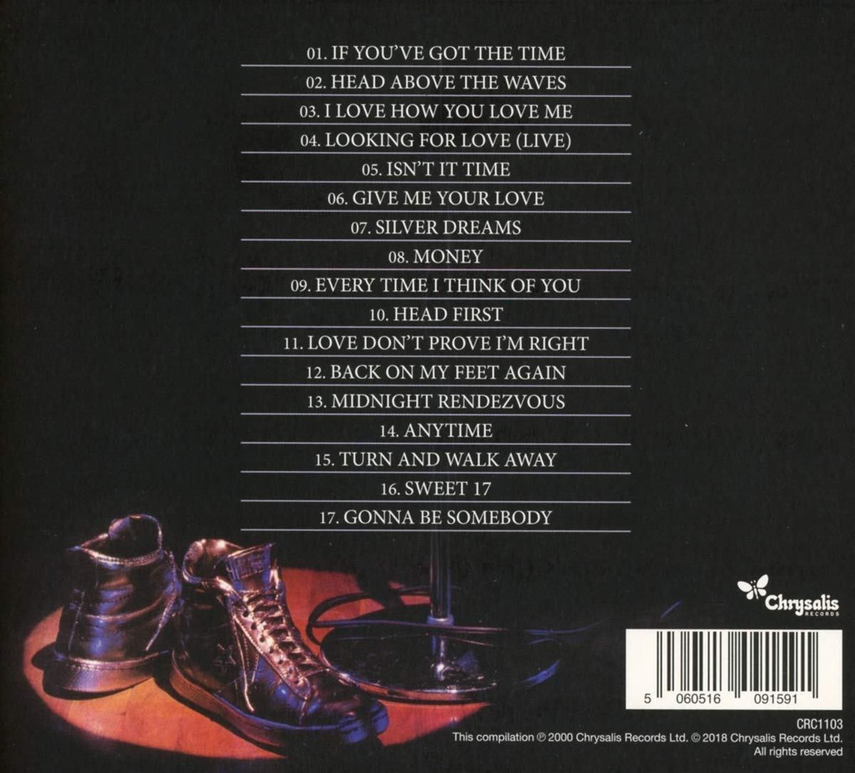 64a5ee8e627 The Babys - Anthology - Amazon.com Music