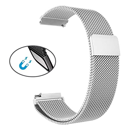 Amazon.com: Correa magnética de repuesto de acero inoxidable ...