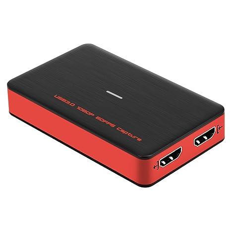 USB 3.0 tarjeta de captura de vídeo HD HDMI 1080P 60 FPS ...