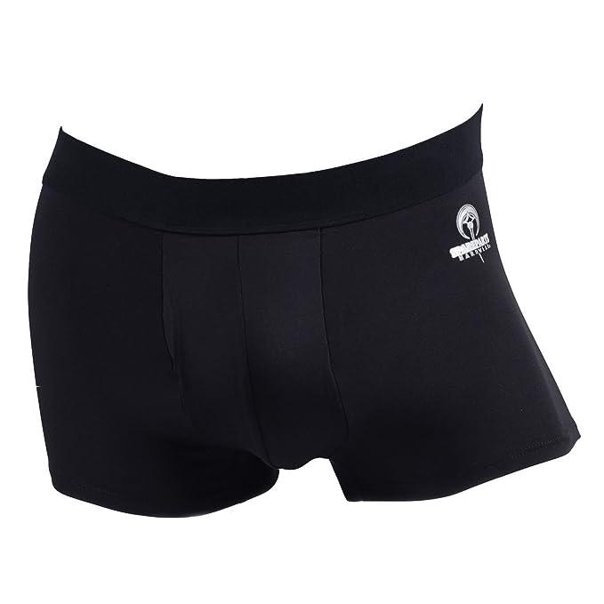 SpareParts HardWear Pete Trunks FTM STP transgénero ropa interior Boxer Briefs - negro -