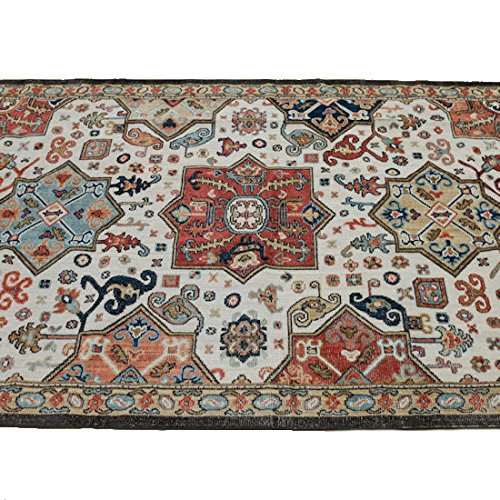Mohawk Home Tibetan Market Bazaar Collection Rug In Charcoal - 6ft 3in x 10ft