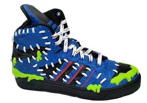 adidasjeremy Scott Mad Balls Attitude m18992 - Zapatillas Altas Hombre, Color, Talla 42,5 EU: Amazon.es: Zapatos y complementos