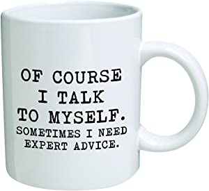 A Mug To Keep Designs SYNCHKG096367 Funny Mug 11OZ, White