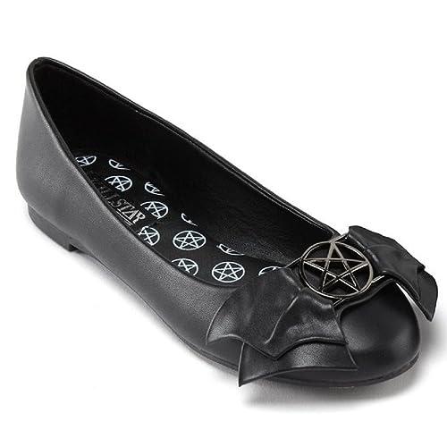 Bailarinas Y es Complementos Amazon Killstar Mujer Zapatos 0zqwHp