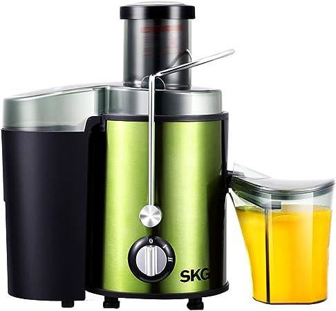 Whole Fruit Juicer | Black Stainless
