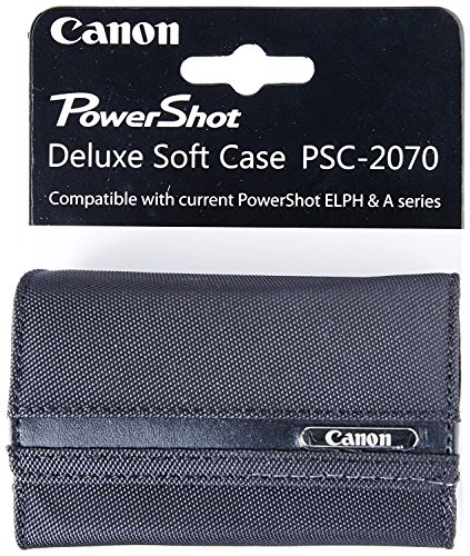Canon-5601B001-Deluxe-Soft-Camera-Case-PSC-2070-Black