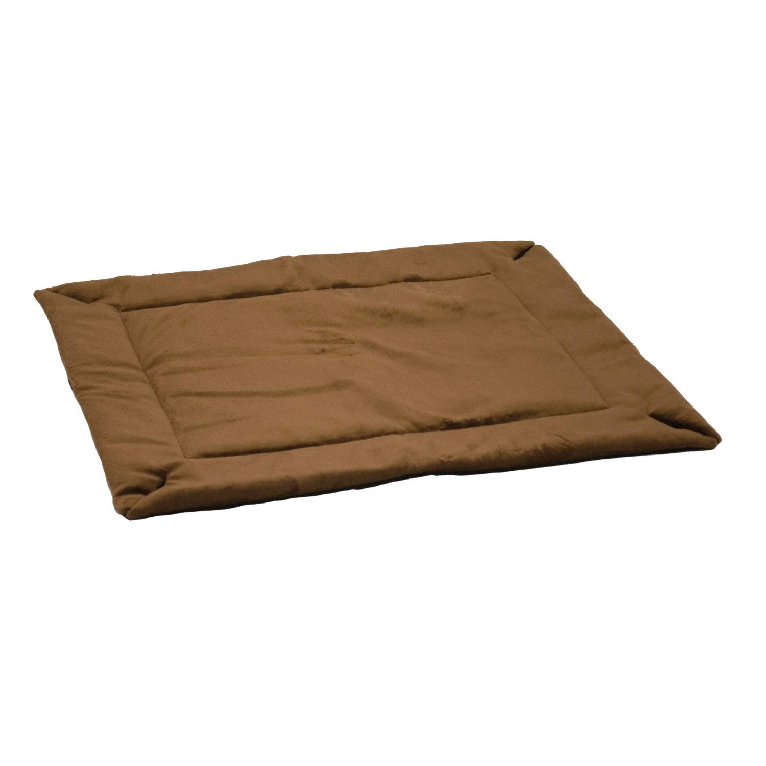 K&H Pet Products Self-Warming Crate Pad X-Small Mocha 14  x 22