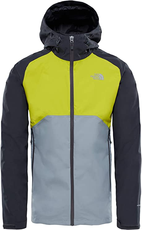 north face herren stratos hyvent jacke