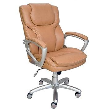 Astonishing True Innovations Puresoft Managers Chair Tan Cjindustries Chair Design For Home Cjindustriesco