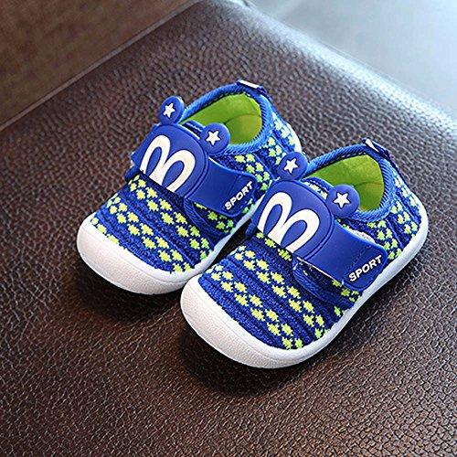 a5005c0208179 Sunenjoy Premiers Chaussures Bébé Fille Garçon