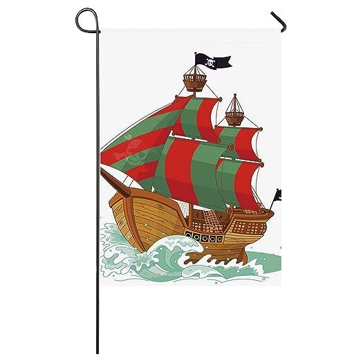 YOLIYANA Bandera de Yoyana para decoración de jardín, balón de ...