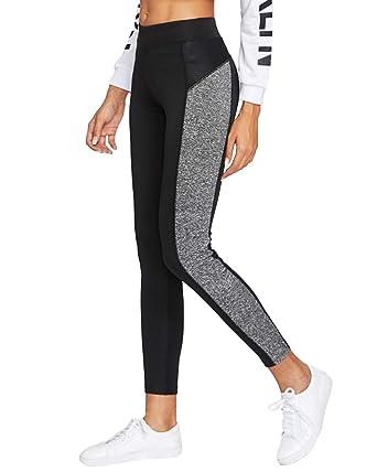 9357318cb8f81 Amazon.com: FLORHO Women Yoga Jogger Pants Active Running Leggings Fitness  Tights Wear: Clothing