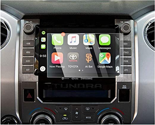 Tempered Glass HD Scratch /& Shock Resistance CDEFG Screen Protector for 2020 Tundra 8 Inch Navigation Touch Screen Protector