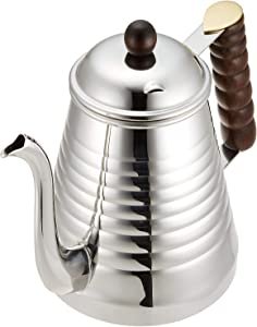 Kalita-52073-Wave-1L-Stainless-Steel-Drip-Kettle