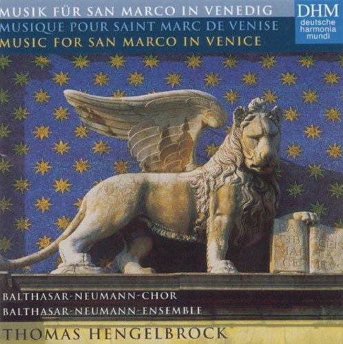 Musik für San Marco in Venedig/Musique Pour Saint Marc De Venise/Music For San Marco In - Marcos San Marc