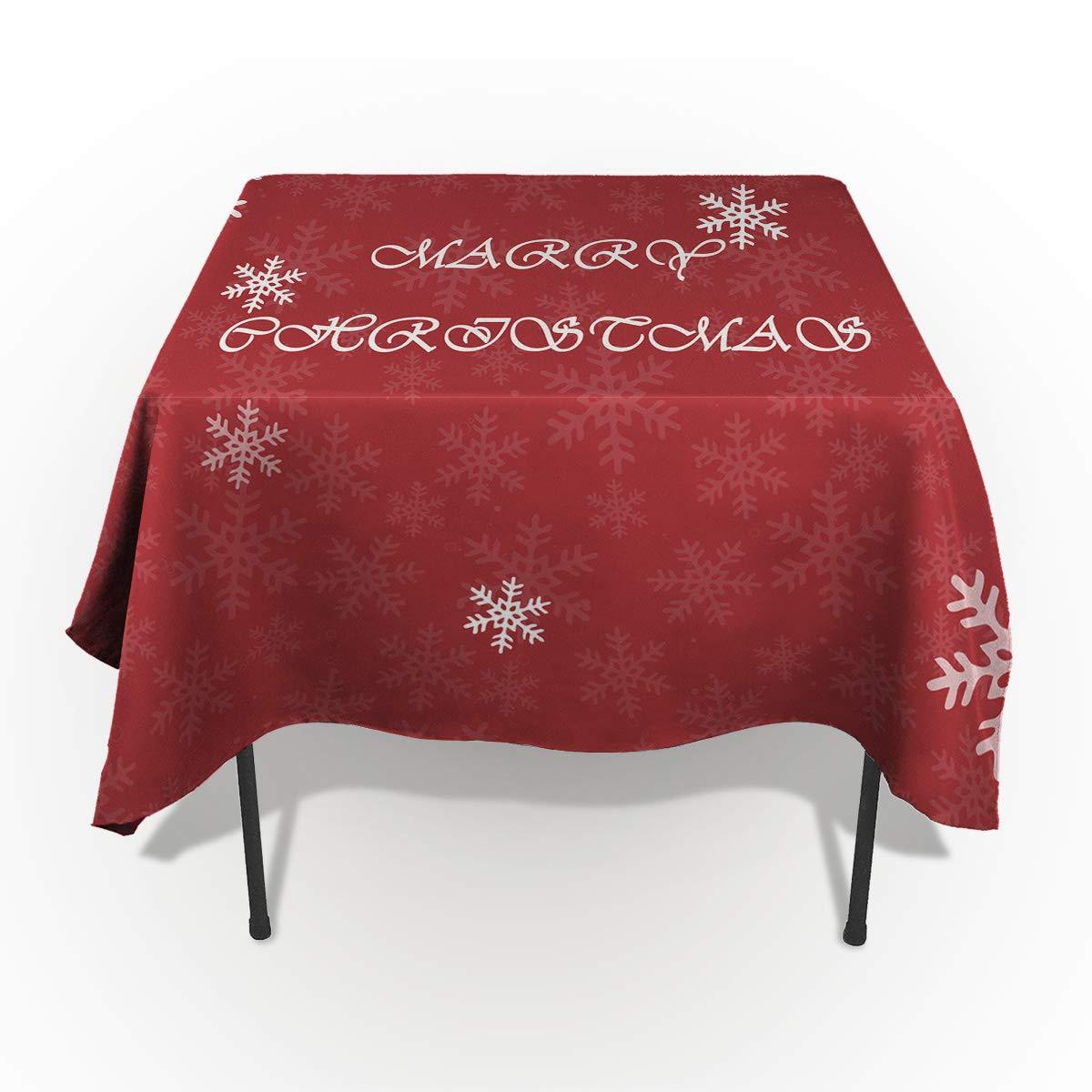 コットンリネン テーブルクロス カレイドスコープ 装飾デザイン 洗濯可能な生地 長方形テーブルカバー ディナーキッチン 結婚パーティー テーブル装飾 60x90in CXL190122-SSTW01188ZBAJITH 60x90in カラー-6 B07MZZKJ3D